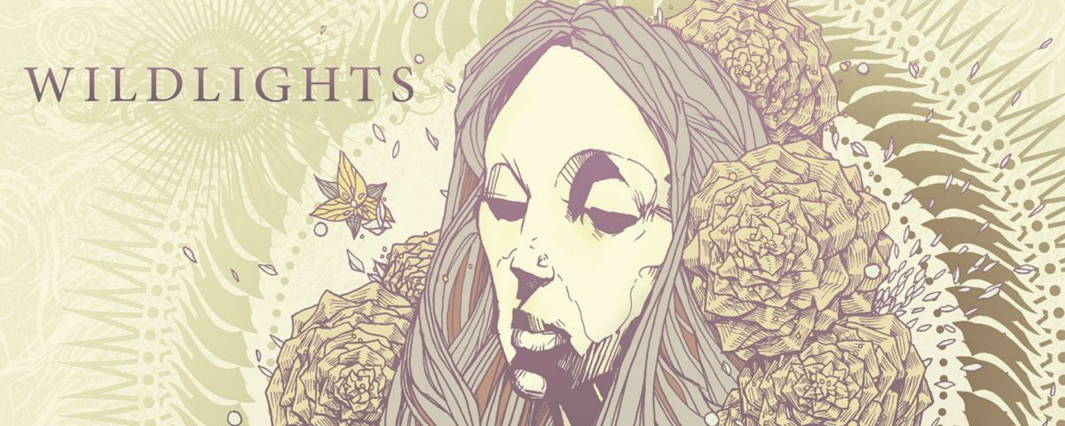 wildlights – part of the sea