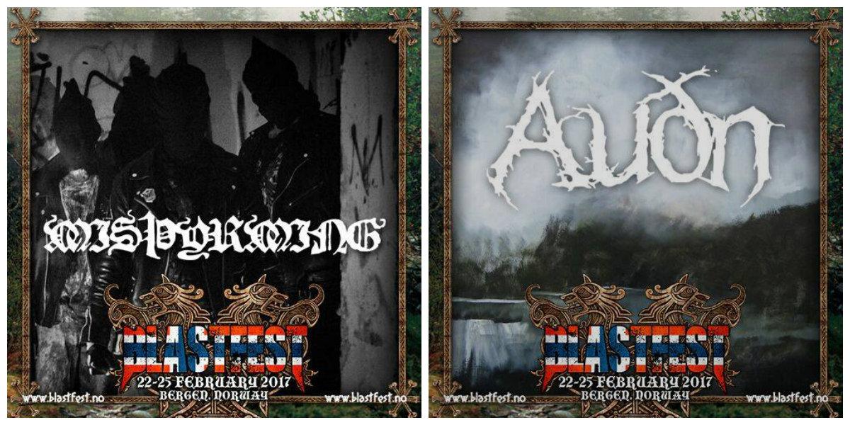 misþyrming, auðn, beneath, wormlust og reykjavíkdeathfest