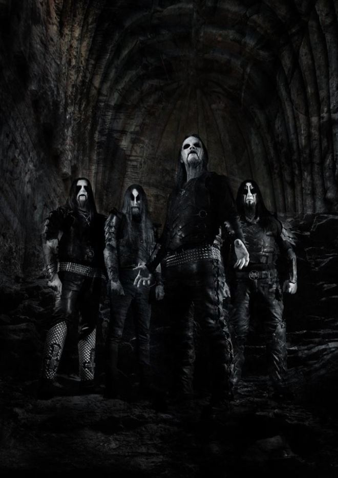 dark funeral / mynd: konstantin smirnov, tekin af fésbókarsíðu hljómsveitarinnar.