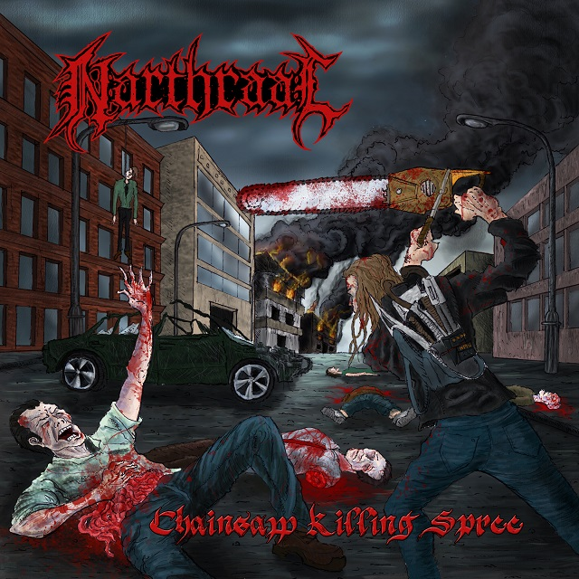 narthraal – chainsaw killing spree (dómur)