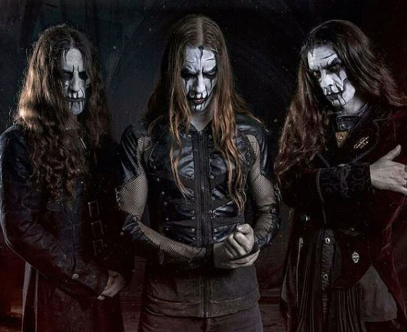 frumsýning: carach angren – song for thedead